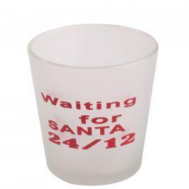 X-MAS Svícen na čaj. svíčku