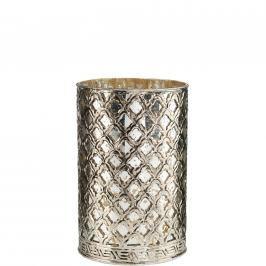 ASIA Svícen 21,5 cm - stříbrná