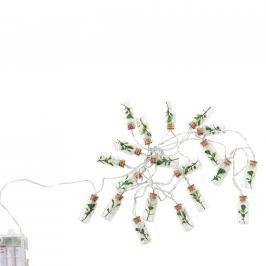URBAN JUNGLE Světelný LED řetěz zavařovačky 20 světel