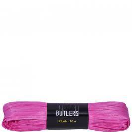 RAFFIA Dárková stuha - růžová