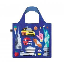 LOQI Nákupní taška New York