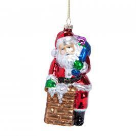 HANG ON Ozdoba Santa na komínu