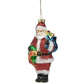 HANG ON Ozdoba Santa s věncem