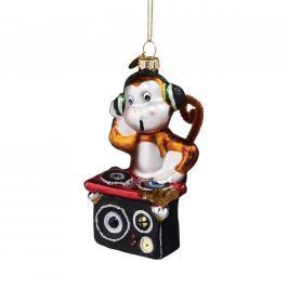 HANG ON Ozdoba DJ opice