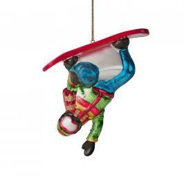 HANG ON Ozdoba snowboardista