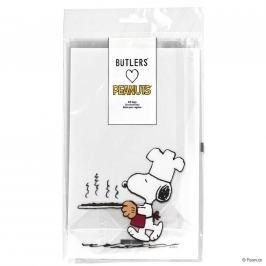 PEANUTS Dárkové sáčky Snoopy na cukroví 10 ks