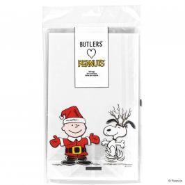 PEANUTS Dárkové sáčky Charlie & Snoopy 10 ks