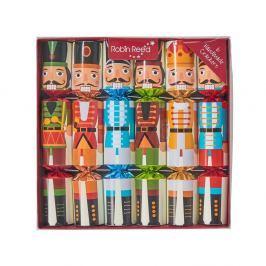 X-MAS Vánoční bonbóny s překvapením louskáček 6 ks