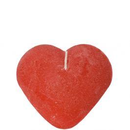 HEART Svíčka Srdce 6 cm