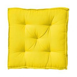SOLID Podsedák 40 cm - žlutá
