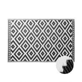 COLOUR CLASH Vnitřní a venkovní koberec kosočtverce 180 x 120 cm