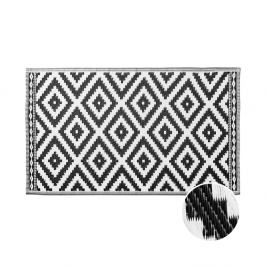 COLOUR CLASH Vnitřní a venkovní koberec ethno kosočtverce 150 x 90 cm
