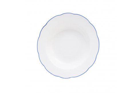 Talíř porc. hluboký BLUE LINE pr. 21 cm ORION Talíře, misky