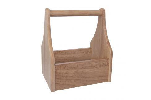 Stojan dřevo na kořenky a dochucovadla ORION Vybavení kuchyně