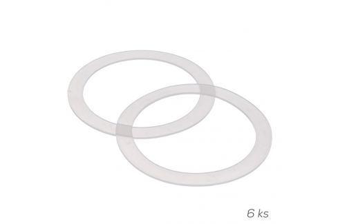 ND těsnění silikon pr. 11 cm 6 ks dóza IRMA ORION Náhradní díly