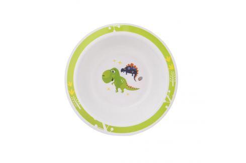 Miska UH dětská DINO pr. 17,5 cm ORION Talíře, misky