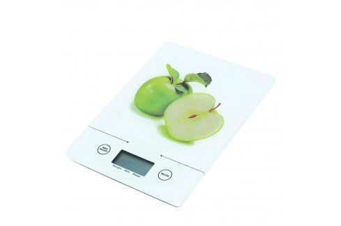 Váha kuch. digi. UH/sklo 5 kg JABLKO ORION Kuchyňské váhy