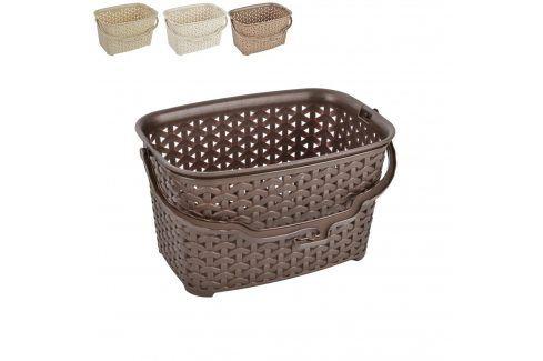 Košík UH na kolíčky RATAN ASS ORION Sušení, žehlení a praní prádla