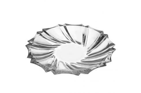 Talíř sklo servírovací CRYSTAL pr. 28 cm ORION Talíře, misky