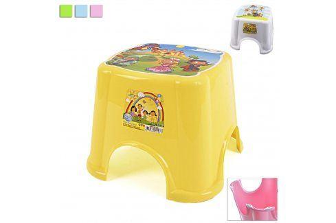 Židle UH taburet dětská ASS ORION Botníky, židličky