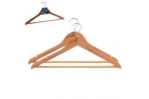 Ramínko dřevo 2 ks ORION Sušení, žehlení a praní prádla