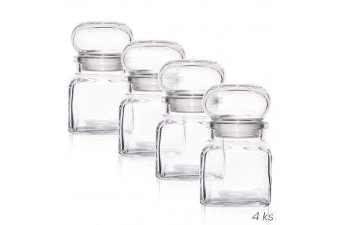 Kořenka sklo sklenička TK120 4 ks ORION Kořenky, mlýnky
