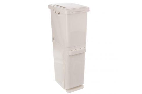 Koš odp. UH na tříděný odpad 35 l 2 díly ORION Odpadkové koše