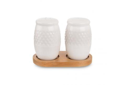 Solnička/pepř porc./bambus WHITELINE  ORION Kořenky, mlýnky