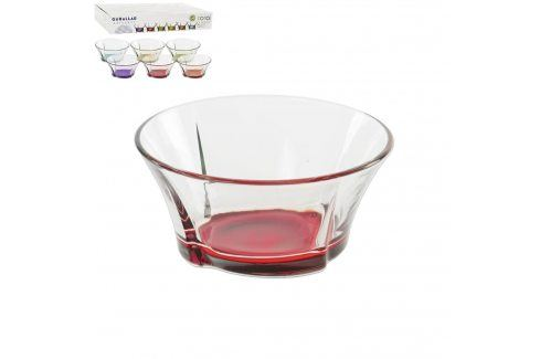 Miska sklo TRUVA barevná pr. 12 cm ORION Talíře, misky