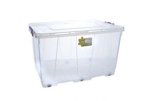 Box UH multi obdelník kolečka 80 l ORION Skladovací boxy