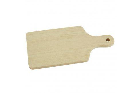 Prkénko rukojeť dřevo 43x19 cm ORION Prkénka, podložky