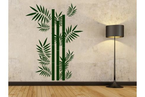 Samolepka na zeď Bambus 001 Bambus