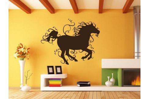 Samolepka na zeď Kůň 015 Kůň