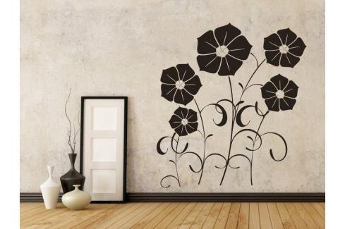 Samolepka na zeď Květiny 001 Květiny