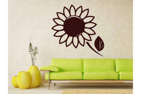 Samolepka na zeď Květiny 002 Květiny