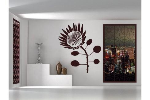 Samolepka na zeď Květiny 013 Květiny