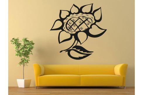 Samolepka na zeď Květiny 018 Slunečnice