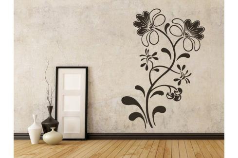 Samolepka na zeď Květiny 025 Květiny
