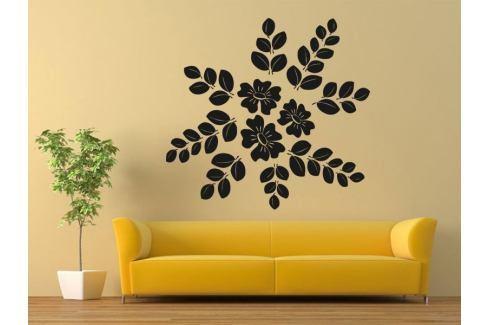 Samolepka na zeď Květiny 026 Květiny