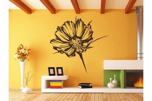 Samolepka na zeď Květiny 030 Květiny