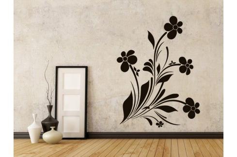 Samolepka na zeď Květiny 036 Květiny