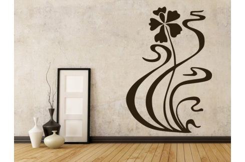 Samolepka na zeď Květiny 045 Květiny