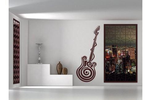 Samolepka na zeď Kytara 001 Kytara