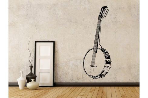 Samolepka na zeď Kytara 003 Kytara