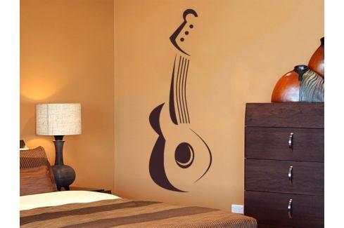Samolepka na zeď Kytara 004 Kytara