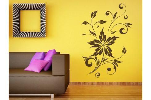 Samolepka na zeď Kytka 008 Květiny