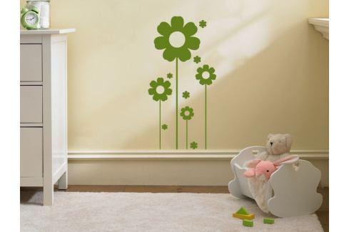 Samolepka na zeď Kytky 010 Květiny