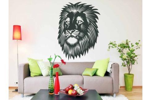 Samolepka na zeď Lev 009 Lev