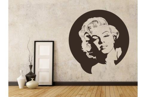 Samolepka na zeď Marylin Monroe 001 Marylin Monroe