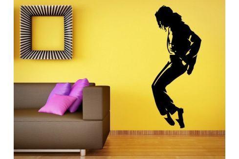 Samolepka na zeď Michael Jackson 002 Michael Jackson